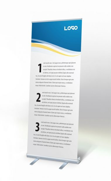 Rollup banner 008a