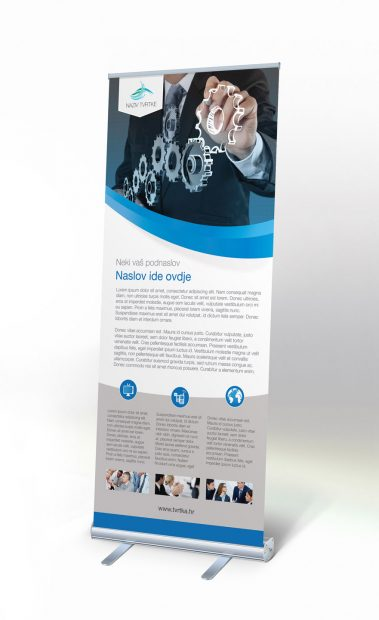 Rollup banner 014
