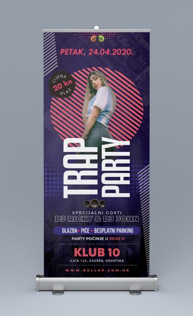 Rollup banner 031
